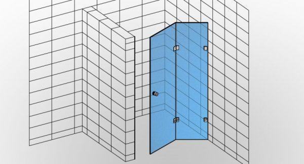 Kabina prysznicowa TYP 7 Styl-N-007 - KabinyPrysznicowe.com
